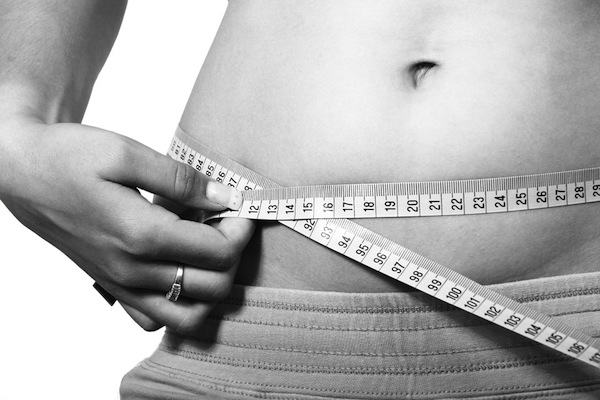 peso del corpo