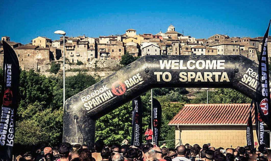 Start Orte SpartanRace